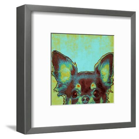 Chihuahua--Framed Art Print