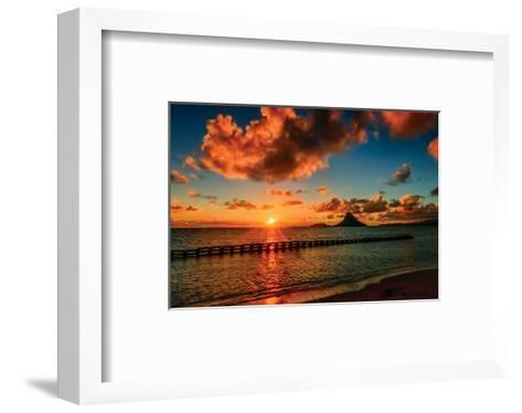 Hawaii Dreams V--Framed Art Print