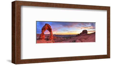 Arches Natl. Park Moab Utah--Framed Art Print
