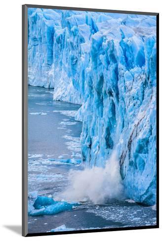Perito Moreno Glacier Argentina--Mounted Art Print