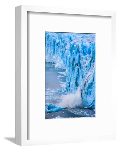 Perito Moreno Glacier Argentina--Framed Art Print