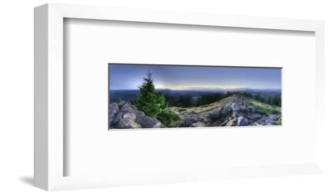 Mount Pisgah Eugene Oregon USA--Framed Art Print
