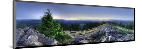 Mount Pisgah Eugene Oregon USA--Mounted Art Print