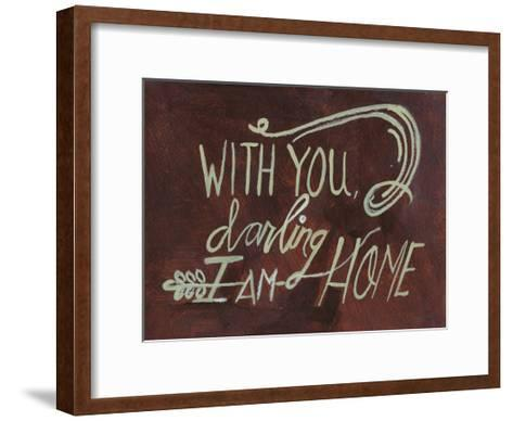 At Home-Smith Haynes-Framed Art Print