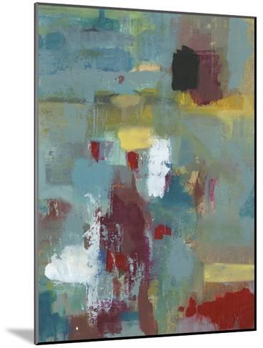 Crimson And Teal-Smith Haynes-Mounted Art Print