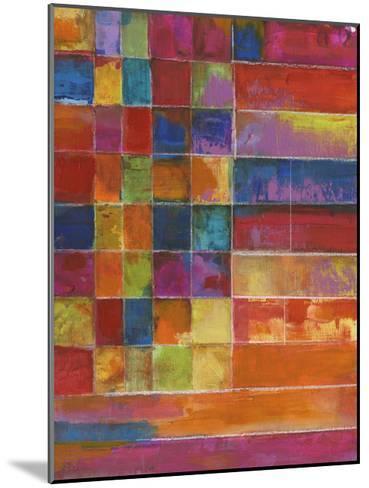 Vivid Color Block-Smith Haynes-Mounted Art Print