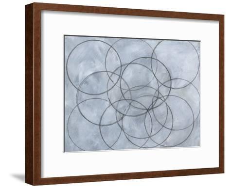 Gray Rings-Smith Haynes-Framed Art Print