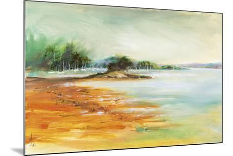 West Coast Inlet-Anne Farrall Doyle-Mounted Giclee Print