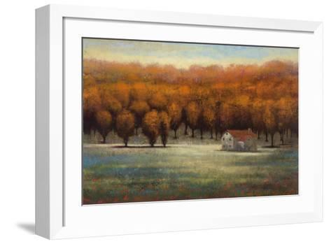 The Range-Williams-Framed Art Print