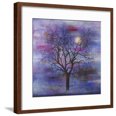 Indigo Moon-Jo Starkey-Framed Art Print