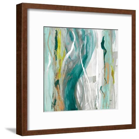 Coastal Bossa Nova I-Lanie Loreth-Framed Art Print