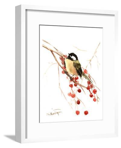 Chickadee 7-Suren Nersisyan-Framed Art Print