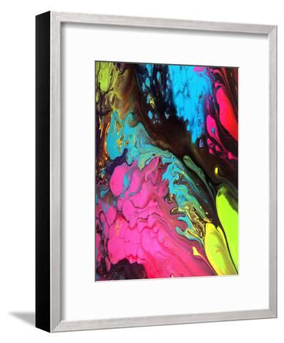 Leaps And Bounds-Destiny Womack-Framed Art Print
