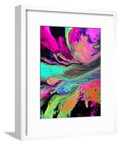 A Cosmic Journey-Destiny Womack-Framed Art Print