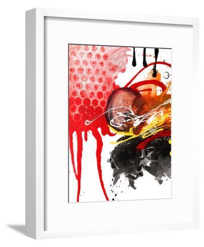 Chaos B-Destiny Womack-Framed Art Print