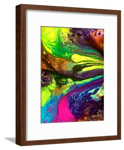 Raw Energy-Destiny Womack-Framed Art Print