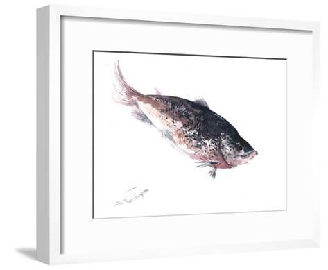 Salmon 2-Suren Nersisyan-Framed Art Print