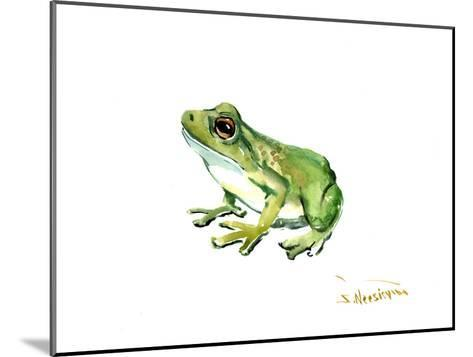 Common Frog-Suren Nersisyan-Mounted Art Print