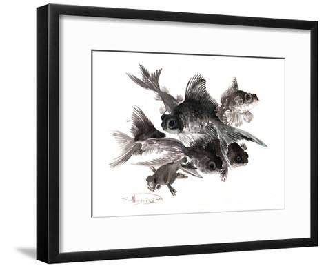 Black Moor 4-Suren Nersisyan-Framed Art Print