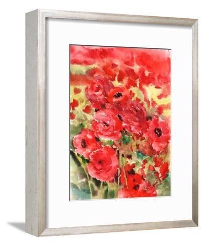 Buttercups-Suren Nersisyan-Framed Art Print