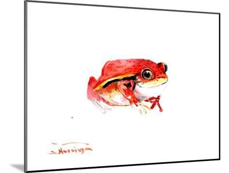 Tomato Frog-Suren Nersisyan-Mounted Art Print