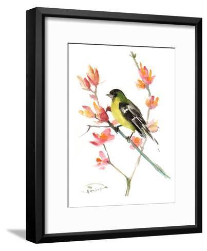 Goldfinch 3-Suren Nersisyan-Framed Art Print