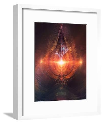 Ntyrstyllyr Swwryn-Spires-Framed Art Print