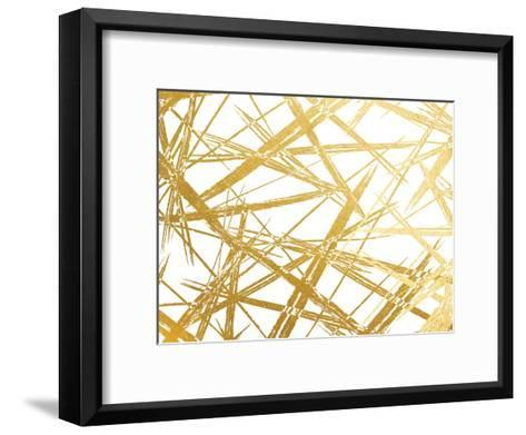 Gold Stokes-Khristian Howell-Framed Art Print