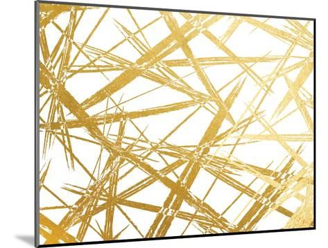 Gold Stokes-Khristian Howell-Mounted Art Print