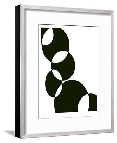 Orbital-Khristian Howell-Framed Art Print