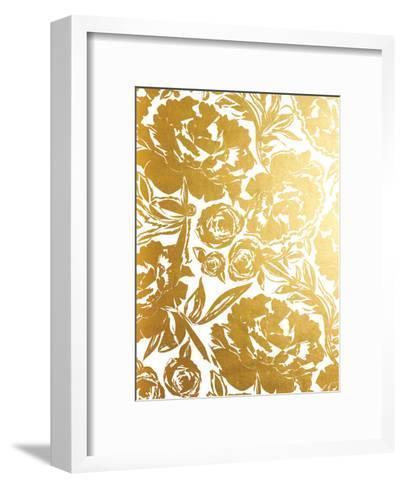 Arianna In Gold-Khristian Howell-Framed Art Print