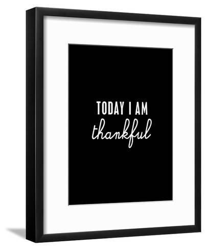 Today I Am Thankful-Brett Wilson-Framed Art Print