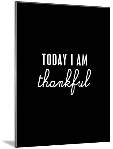 Today I Am Thankful-Brett Wilson-Mounted Art Print
