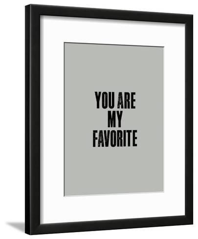 You Are My Favorite-Brett Wilson-Framed Art Print