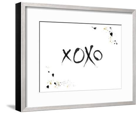 Xoxo-Khristian Howell-Framed Art Print