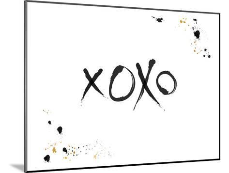Xoxo-Khristian Howell-Mounted Art Print