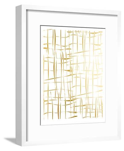 Cage Free On White-Khristian Howell-Framed Art Print