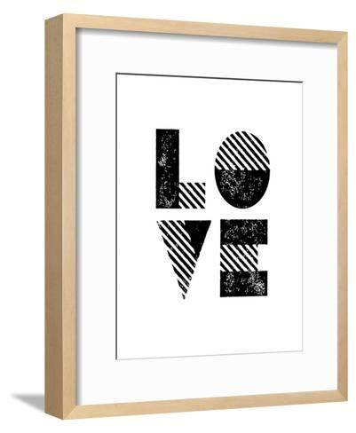 Love Old Style-Brett Wilson-Framed Art Print