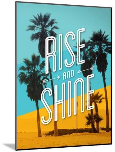 Rise And Shine Beach-Brett Wilson-Mounted Art Print