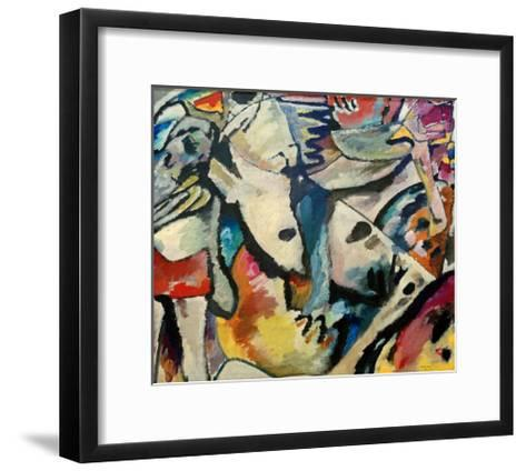 Improvisation 13, 1910-Wassily Kandinsky-Framed Art Print