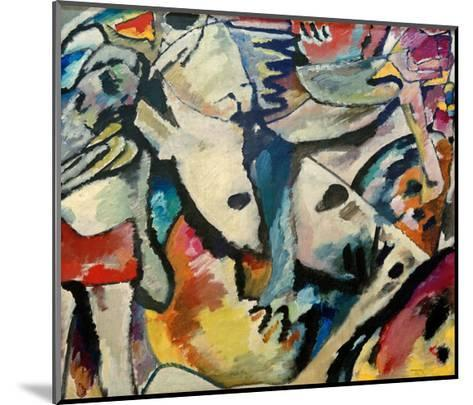 Improvisation 13, 1910-Wassily Kandinsky-Mounted Giclee Print