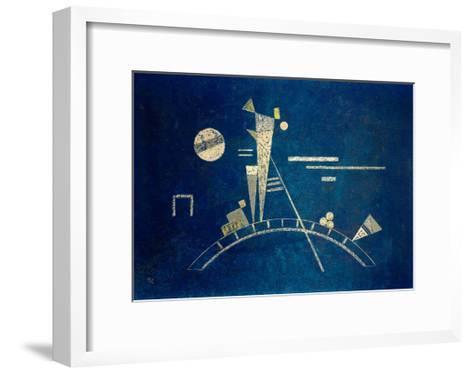 Fragile, 1931-Wassily Kandinsky-Framed Art Print