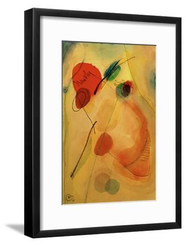 Untitled, 1916-Wassily Kandinsky-Framed Art Print