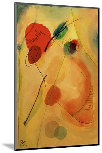 Untitled, 1916-Wassily Kandinsky-Mounted Giclee Print