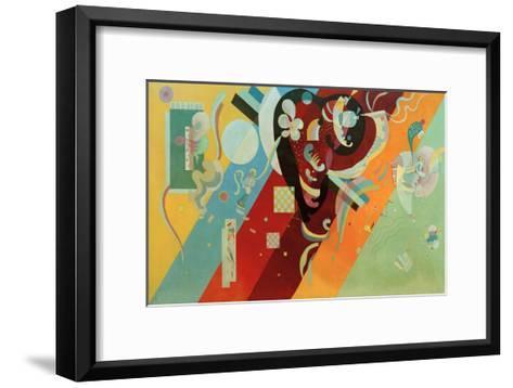 Composition IX, 1936-Wassily Kandinsky-Framed Art Print