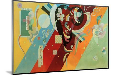 Composition IX, 1936-Wassily Kandinsky-Mounted Giclee Print