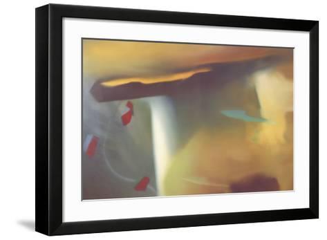 Abstrakte Bilder (No Text)-Gerhard Richter-Framed Art Print