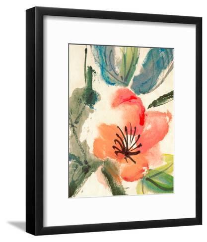 Floral Beauty--Framed Art Print