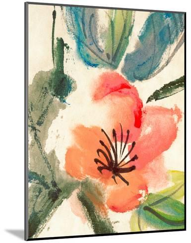 Floral Beauty--Mounted Art Print
