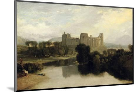 Cockermouth Castle, 1810-J^ M^ W^ Turner-Mounted Giclee Print